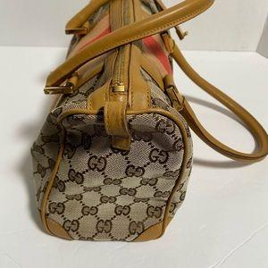 Gucci Bags - 💯 Authentic Vintage Gucci Boston Bag 👜